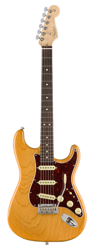 GUITARRA FENDER AM PROFESSIONAL STRATOCASTER LIGHTWEIGHT ASH LTD ED 017-9303-734 ANTIQUE NAT