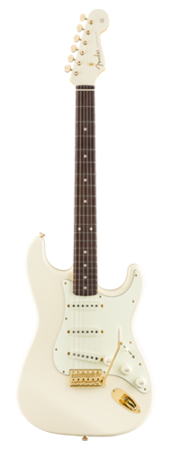 GUITARRA FENDER JAPAN DAYBREAK STRATOCASTER LTD EDITION 525-0040-305 OLYMPIC WHITE