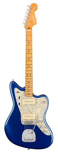 GUITARRA FENDER AM ULTRA JAZZMASTER MAPLE 011-8052-795 COBRA BLUE
