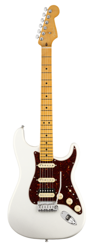 GUITARRA FENDER AM ULTRA STRATOCASTER HSS MAPLE 011-8022-781 ARCTIC PEARL