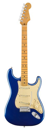 GUITARRA FENDER AM ULTRA STRATOCASTER MAPLE 011-8012-795 COBRA BLUE