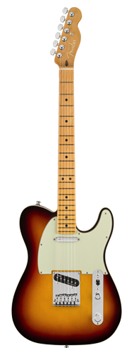 GUITARRA FENDER AM ULTRA TELECASTER MAPLE 011-8032-712 ULTRABURST