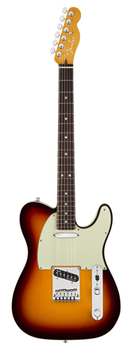 GUITARRA FENDER AM ULTRA TELECASTER ROSEWOOD 011-8030-712 ULTRABURST