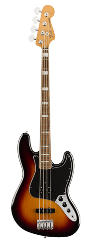 CONTRABAIXO FENDER VINTERA 70S JAZZ BASS PAU FERRO 014-9643-300 3-COLOR SUNBURST