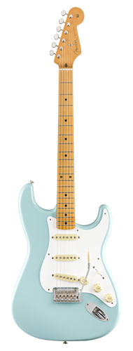 GUITARRA FENDER VINTERA 50S STRATOCASTER MODIFIED MAPLE 014-9962-304 DAPHNE BLUE