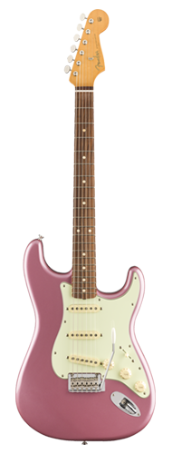GUITARRA FENDER VINTERA 60S STRATOCASTER MODIFIED PAU FERRO 014-9993-366 BURGUNDY MIST METALLIC
