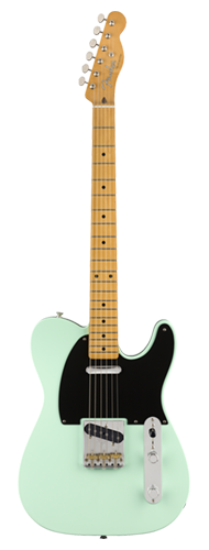 GUITARRA FENDER VINTERA 50S TELECASTER MODIFIED MAPLE 014-9862-357 SURF GREEN