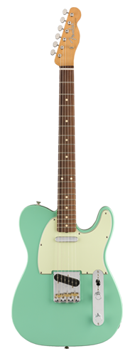 GUITARRA FENDER VINTERA 60S TELECASTER MODIFIED PAU FERRO 014-9893-373 SEAFOAM GREEN