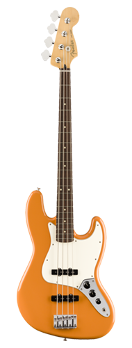 CONTRABAIXO FENDER PLAYER JAZZ BASS PF 014-9903-582 CAPRI ORANGE
