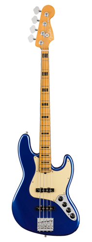 CONTRABAIXO FENDER AM ULTRA JAZZ BASS MAPLE 019-9022-795 COBRA BLUE