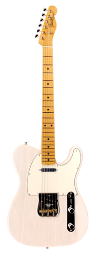 GUITARRA FENDER TELECASTER POSTMODERN NOS LTD EDITION 150-3032-801 AGED WHITE BLONDE