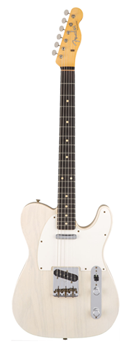GUITARRA FENDER 59 TELECASTER JOURNEYMAN RELIC ASH LTD EDITION 155-0590-801 AGED WHITE BLONDE
