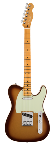 GUITARRA FENDER AM ULTRA TELECASTER MAPLE 011-8032-732 MOCHA BURST