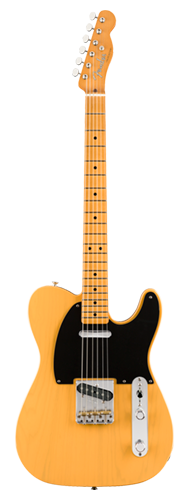 GUITARRA FENDER VINTERA 50S TELECASTER MODIFIED MAPLE 014-9862-350 BUTTERSCOTCH BLONDE