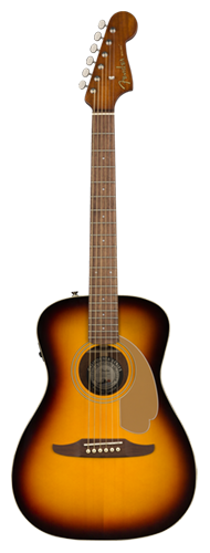 VIOL�O FENDER MALIBU PLAYER 097-0722-003 SUNBURST