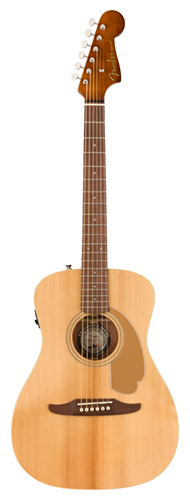 VIOL�O FENDER MALIBU PLAYER 097-0722-021 NATURAL