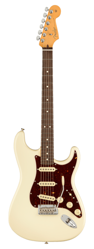 GUITARRA FENDER AM PROFESSIONAL II STRATOCASTER RW 011-3900-705 OLYMPIC WHITE