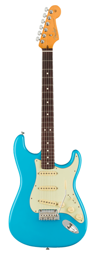 GUITARRA FENDER AM PROFESSIONAL II STRATOCASTER RW 011-3900-719 MIAMI BLUE
