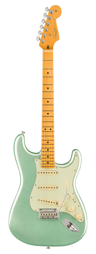GUITARRA FENDER AM PROFESSIONAL II STRATOCASTER MN 011-3902-718 MYSTIC SURF GREEN