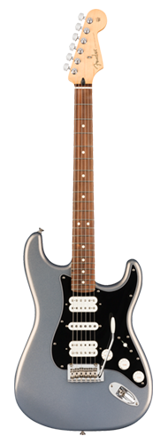 GUITARRA FENDER PLAYER STRATOCASTER HSH PF 014-4533-581 SILVER