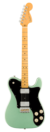 GUITARRA FENDER AM PROFESSIONAL II TELECASTER DELUXE MN 011-3962-718 MYSTIC SURF GREEN