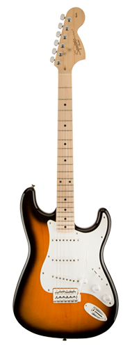 GUITARRA FENDER SQUIER AFFINITY STRAT - 031-0603-503 - 2-COLOR SUNBURST