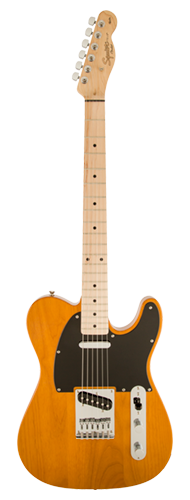 GUITARRA FENDER SQUIER AFFINITY TELE MN - 031-0203-550 - BUTTERSCOTCH BLONDE