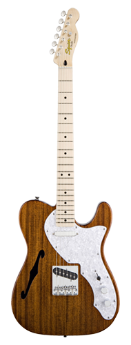 GUITARRA FENDER SQUIER CLASSIC VIBE TELECASTER THINLINE - 030-3035-521 - NATURAL
