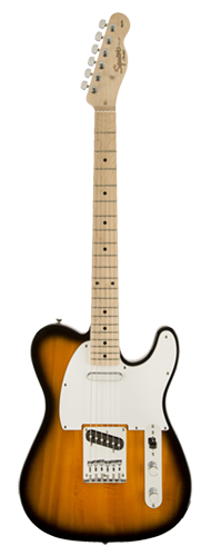 GUITARRA FENDER SQUIER AFFINITY TELE MN - 031-0202-503 - 2-COLOR SUNBURST