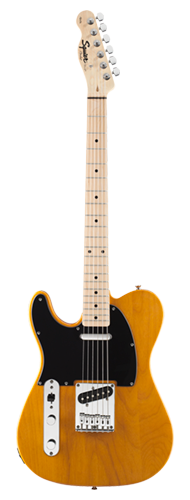 GUITARRA FENDER SQUIER AFFINITY TELECASTER LH - 031-0223-550 - BUTTERSCOTCH BLONDE
