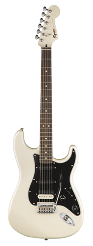 GUITARRA FENDER SQUIER CONTEMPORARY STRATOCASTER HSS LR - 037-0322-523 - PEARL WHITE