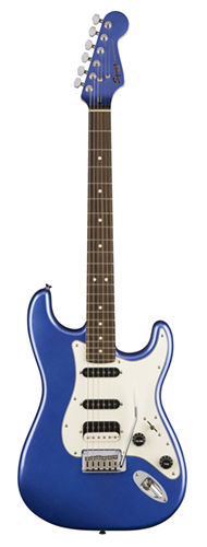 GUITARRA FENDER SQUIER CONTEMPORARY STRATOCASTER HSS LR - 037-0322-573 - OCEAN BLUE METALLIC