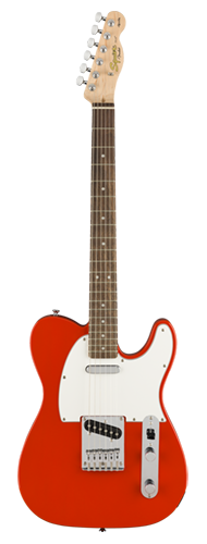 GUITARRA FENDER SQUIER AFFINITY TELE LR - 037-0200-570 - RACING RED