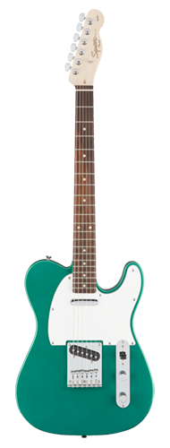 GUITARRA FENDER SQUIER AFFINITY TELE LR - 037-0200-592 - RACING GREEN