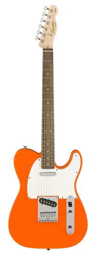 GUITARRA FENDER SQUIER AFFINITY TELE LR - 037-0200-596 - COMPETITION ORANGE