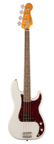 CONTRABAIXO FENDER SQUIER CLASSIC VIBE 60S P. BASS LR - 037-4510-505 - OLYMPIC WHITE