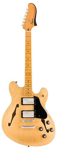 GUITARRA FENDER SQUIER CLASSIC VIBE 70S STARCASTER MN - 037-4590-521 - NATURAL