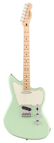 GUITARRA FENDER SQUIER PARANORMAL OFFSET TELECASTER MN 037-7005-557 SURF GREEN