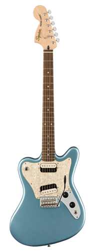 GUITARRA FENDER SQUIER PARANORMAL SUPER-SONIC LR 037-7015-583 ICE BLUE METALLIC