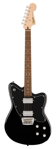 GUITARRA FENDER SQUIER PARANORMAL TORONADO LR 037-7000-506 BLACK