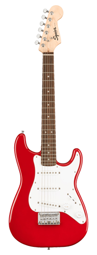 GUITARRA FENDER SQUIER MINI STRAT LR - 037-0121-554 DAKOTA RED