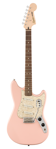 GUITARRA FENDER SQUIER PARANORMAL CYCLONE LR 037-7010-556 SHELL PINK