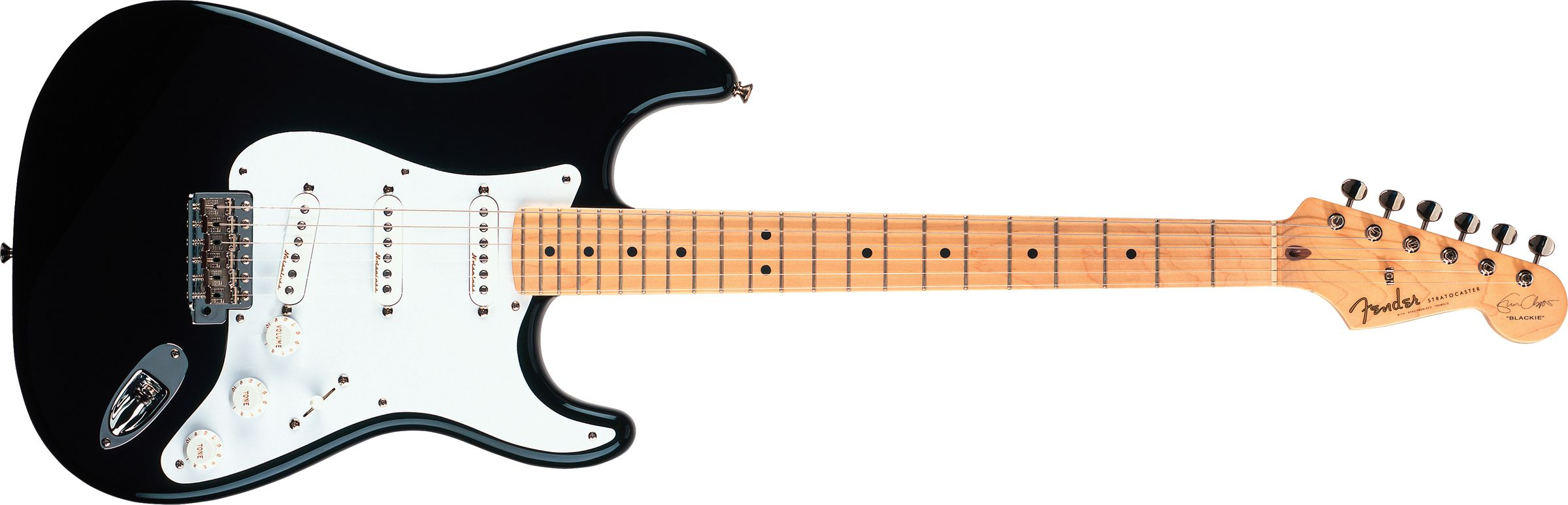 GUITARRA FENDER SIG SERIES ERIC CLAPTON 011-7602-806 BLACK