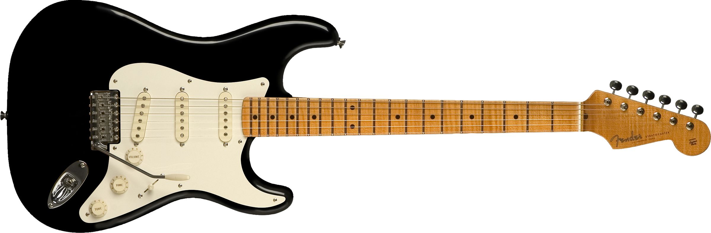 GUITARRA FENDER SIG SERIES ERIC JOHNSON STRATOCASTER 011-7702-806 BLACK