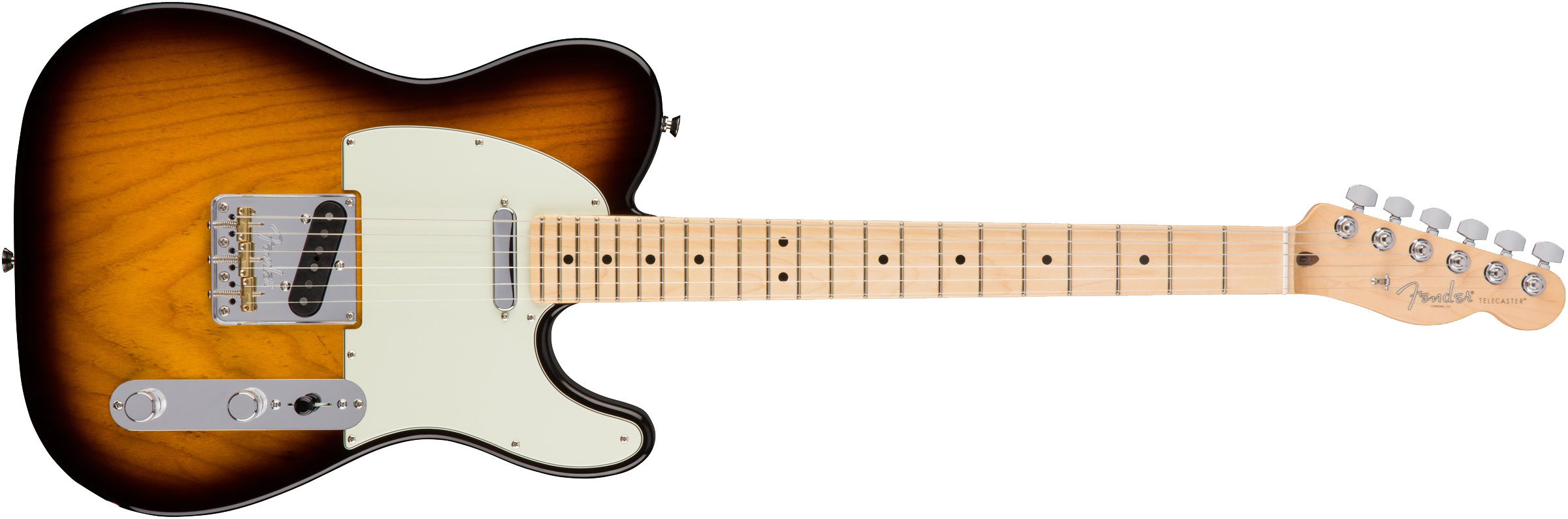 GUITARRA FENDER 011 3062 - AM PROFESSIONAL TELECASTER ASH MN - 703 - 2-COLOR SUNBURST