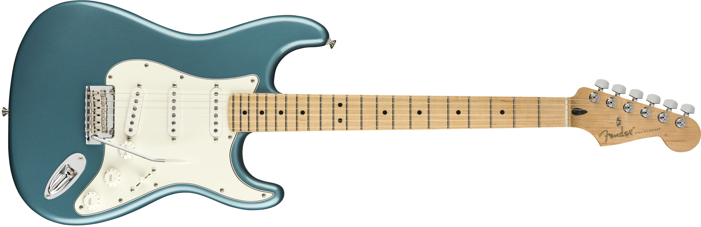 GUITARRA FENDER PLAYER STRATOCASTER MN 014-4502-513 TIDEPOOL