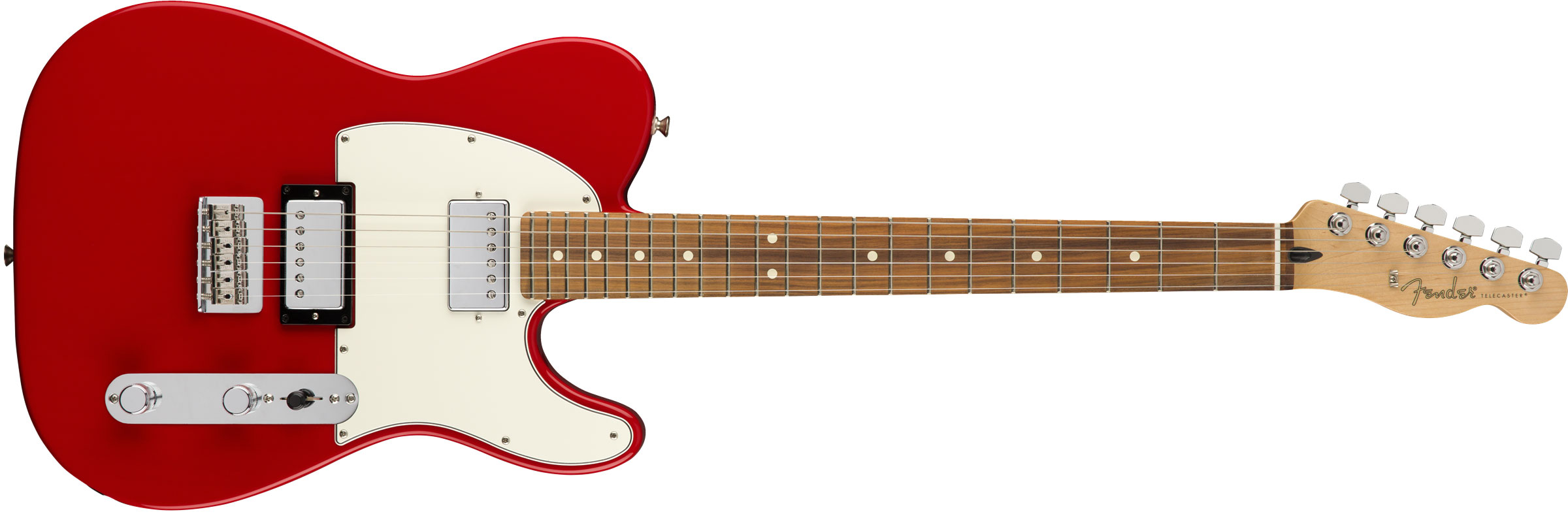 GUITARRA FENDER 014 5233 - PLAYER TELECASTER HH PF - 525 - SONIC RED