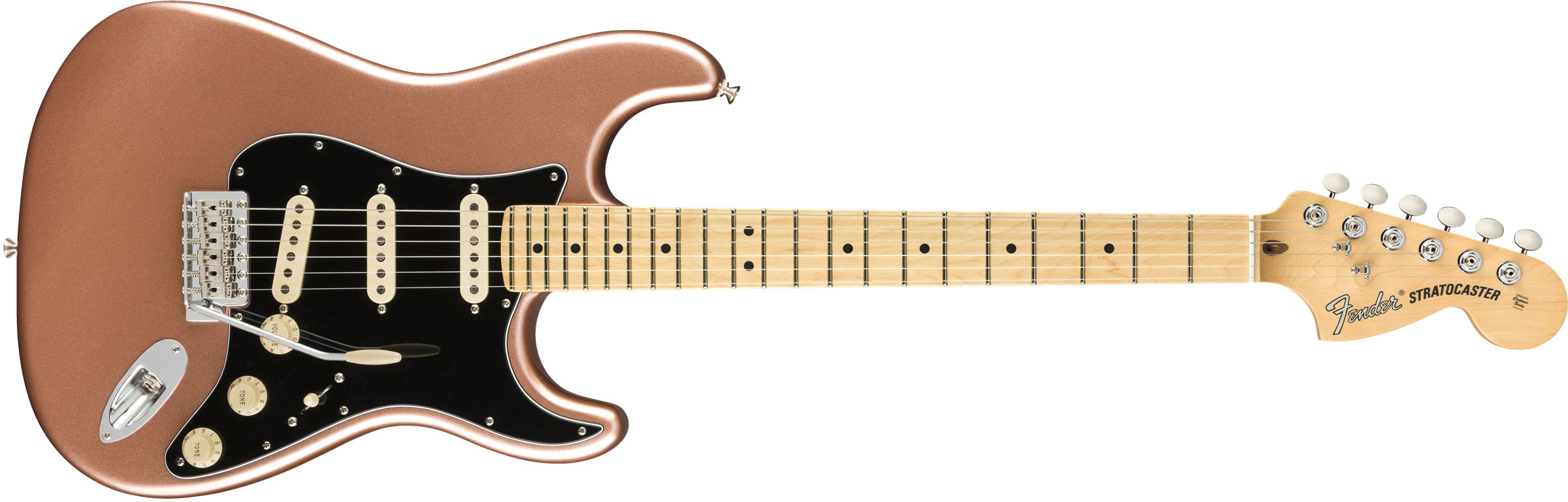 GUITARRA FENDER AM PERFORMER STRATOCASTER MN 011-4912-384 PENNY