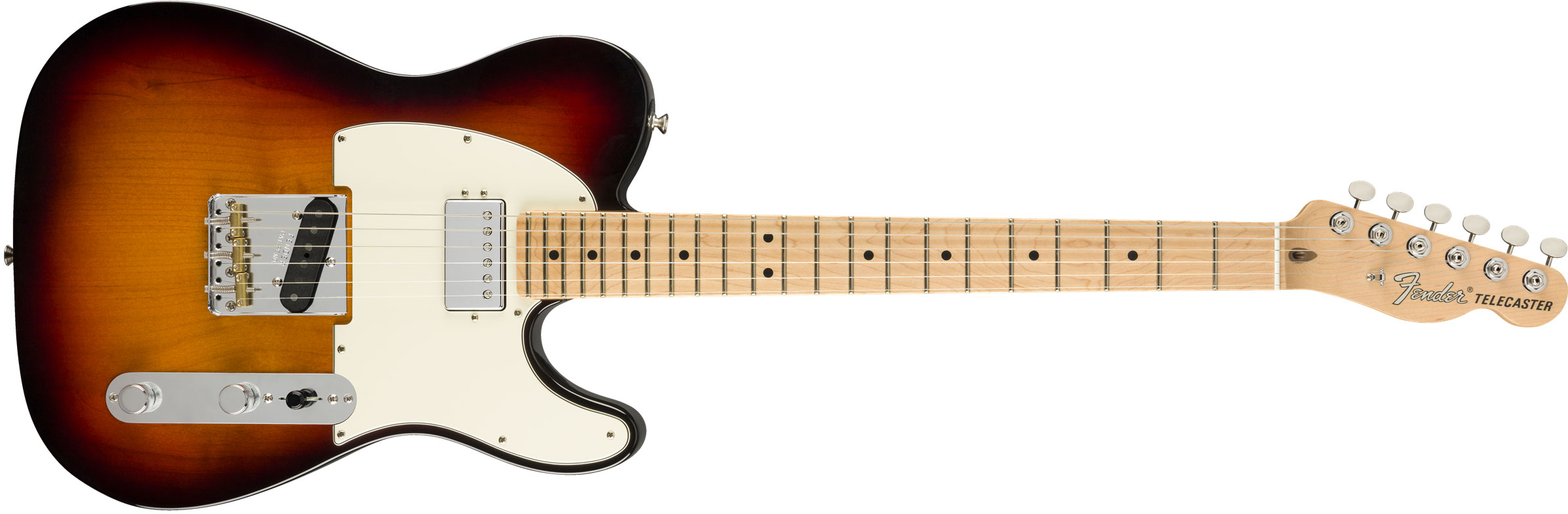 GUITARRA FENDER 011 5122 - AM PERFORMER TELECASTER HUM MN - 300 - 3-COLOR SUNBURST