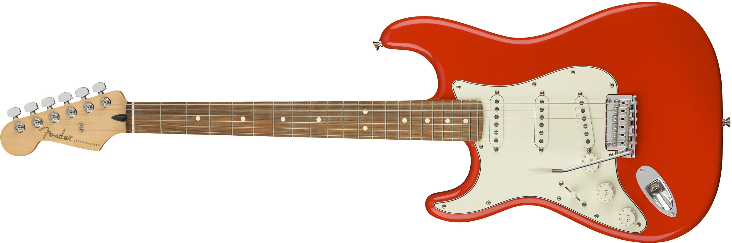 GUITARRA FENDER 014 4513 - PLAYER STRATOCASTER LH PF - 525 - SONIC RED